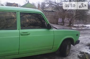 ВАЗ 2107 21072 1.3 1983