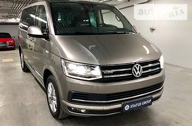 Volkswagen Multivan HIGHLINE 2017