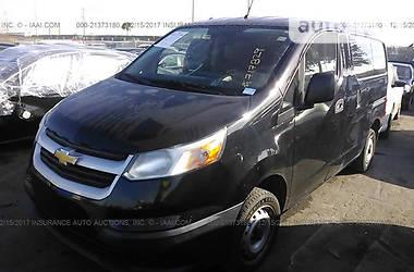 Chevrolet Express пасс. LS 2015