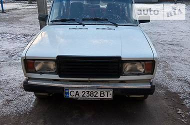 ВАЗ 2107 2107 1.5 1994