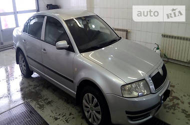 Skoda Superb 1.8 TURBO MT 2006