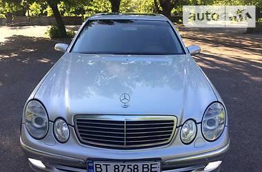 Mercedes-Benz 210 2004