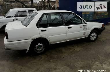 Nissan Sunny n13 1990
