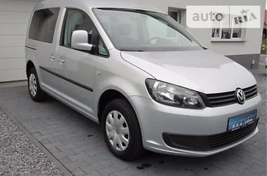 Volkswagen Caddy пасс. Roncalli 2012