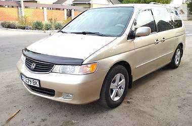 Honda Odyssey 3.5i 2000