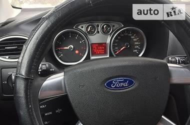 Ford Focus 2 рестайлинг 2008