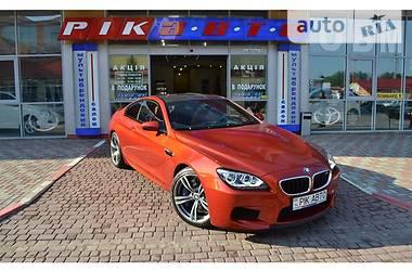 BMW M6 4.4 2012