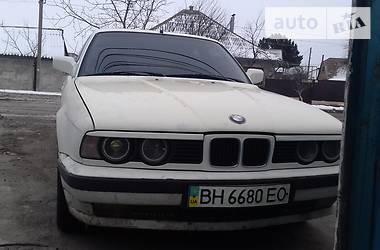 BMW 525 М52Б25 1989
