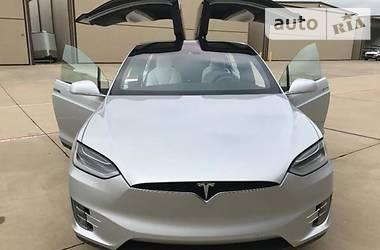 Tesla Model X P100D 2016