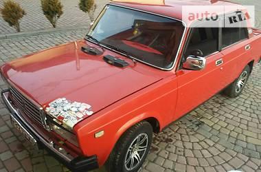 ВАЗ 2107 2107 1.5 1991