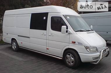 Mercedes-Benz Sprinter 313 груз. 2002