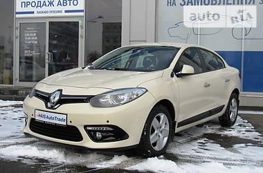 Renault Fluence Diesel - AT 2014