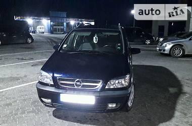 Opel Zafira дизель 2004