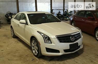 Cadillac ATS  2013