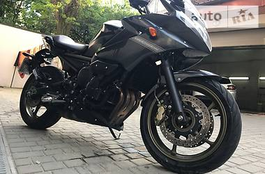 Yamaha XJ-600 2009