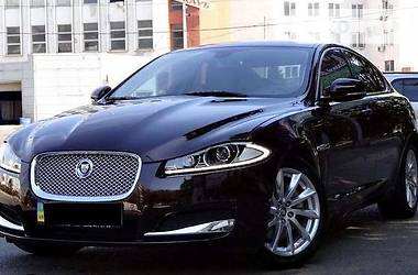 Jaguar XF 2013