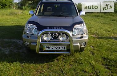 Nissan X-Trail 2.0i 2003
