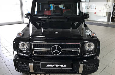 Mercedes-Benz G 63 AMG Exclusive Edition 2018