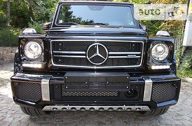 Mercedes-Benz G 63 AMG Edition 463 2017
