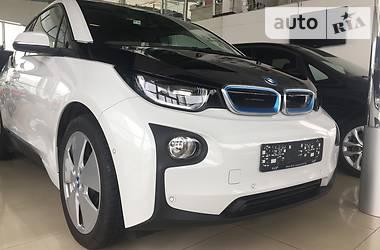 BMW I3 EUROPE 2015