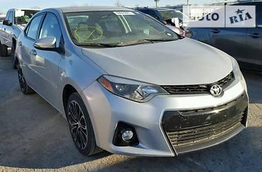 Toyota Corolla  L 2014