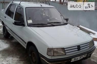 Peugeot 309 1990