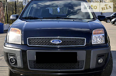 Ford Fusion 1.6 2007