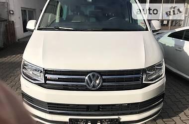 Volkswagen Multivan 2.0TDI  2017