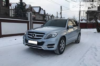 Mercedes-Benz GLK 220 CDI 4 MATIC 2014