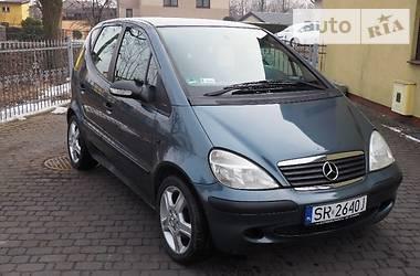 Mercedes-Benz A 170 1.7 DCI 96KC 2003