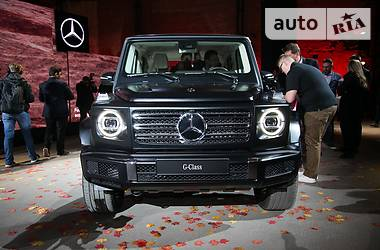 Mercedes-Benz G 63 AMG NEW 2018