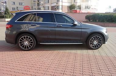 Mercedes-Benz GLC-Class GLC-300 AMG 2016