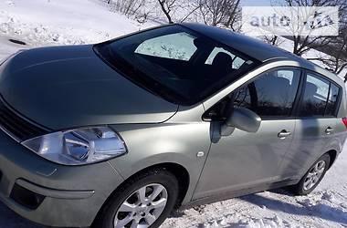 Nissan TIIDA 1.6 2008