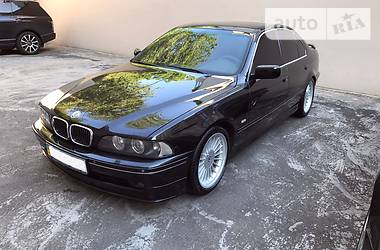 BMW 540 Alpina B10 V8 2001