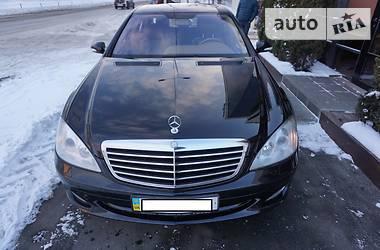 Mercedes-Benz S 500 4 Matic 2007