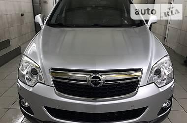 Opel Antara 4x4 2011