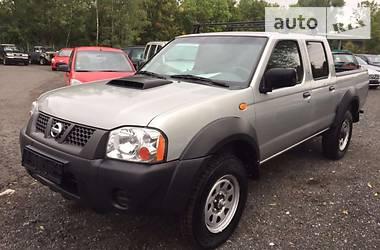 Nissan NP300 4*4 Rally Dacar 2012