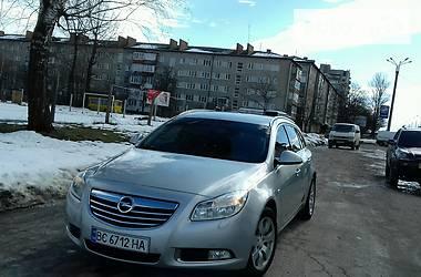 Opel Insignia SPORTS TOURER 118kv 2010