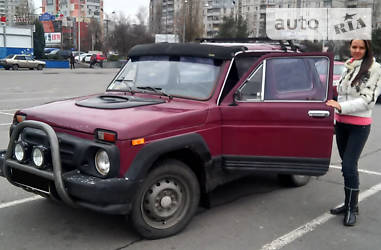 ВАЗ 2121 2121 1.6 1993