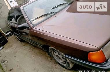 Audi 100 с3 1984