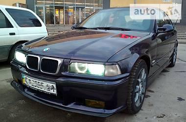 BMW 323 Individual M-paket 1997