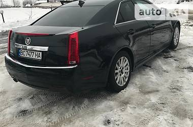 Cadillac CTS 3.0 2011
