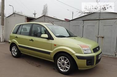 Ford Fusion 1.4 2006