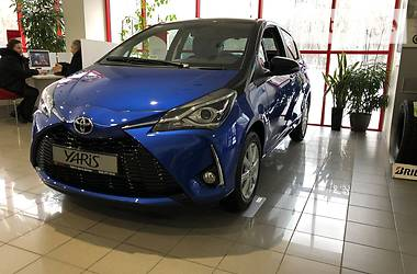 Toyota Yaris Style 2018