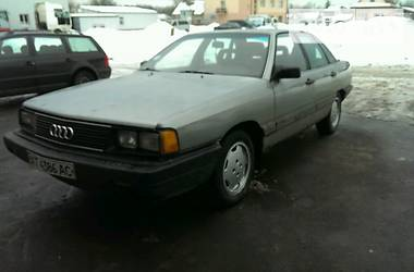 Audi 100 audi 5000 1984