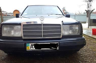 Mercedes-Benz 300 E 1988
