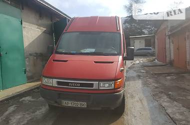 Iveco Daily 4x4 daily грузовая 2004