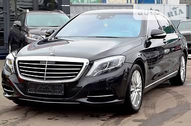 Mercedes-Benz S 350 CDI Long 4matic 2014