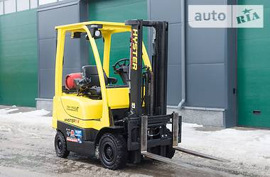 Hyster H 1.6FT 2011