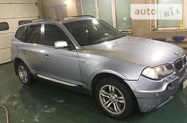 BMW X3 E83 2004